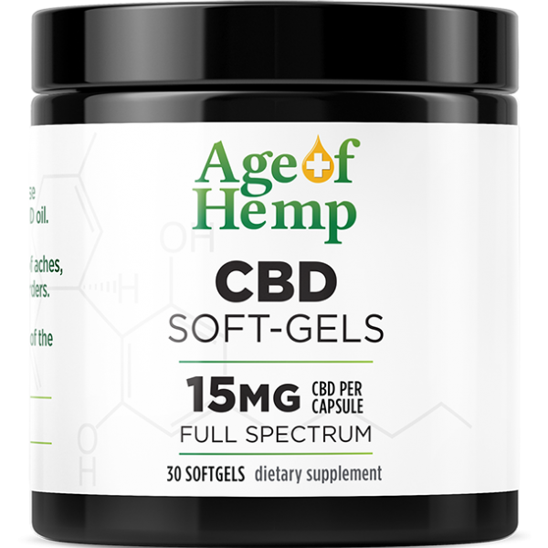 CBD Softgels
